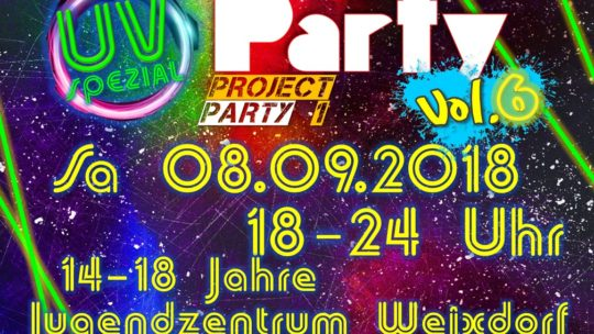 #ASPVol6 – Die Party